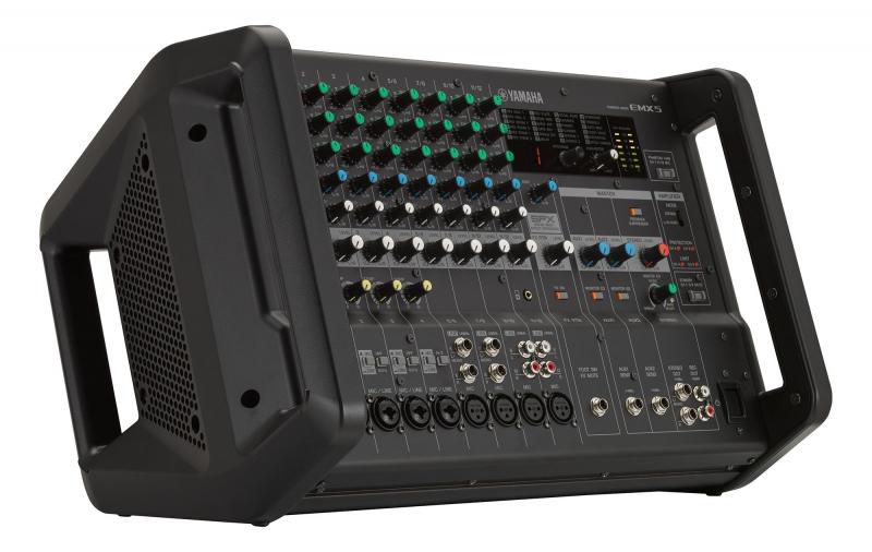 Yamaha EMX 5 mikserpults ar pastiprinātāju