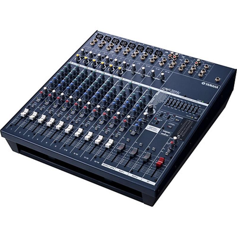Yamaha EMX5014C mikserpults ar pastiprinātāju