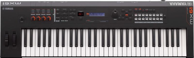 Yamaha MX61_WH V2 sintezators