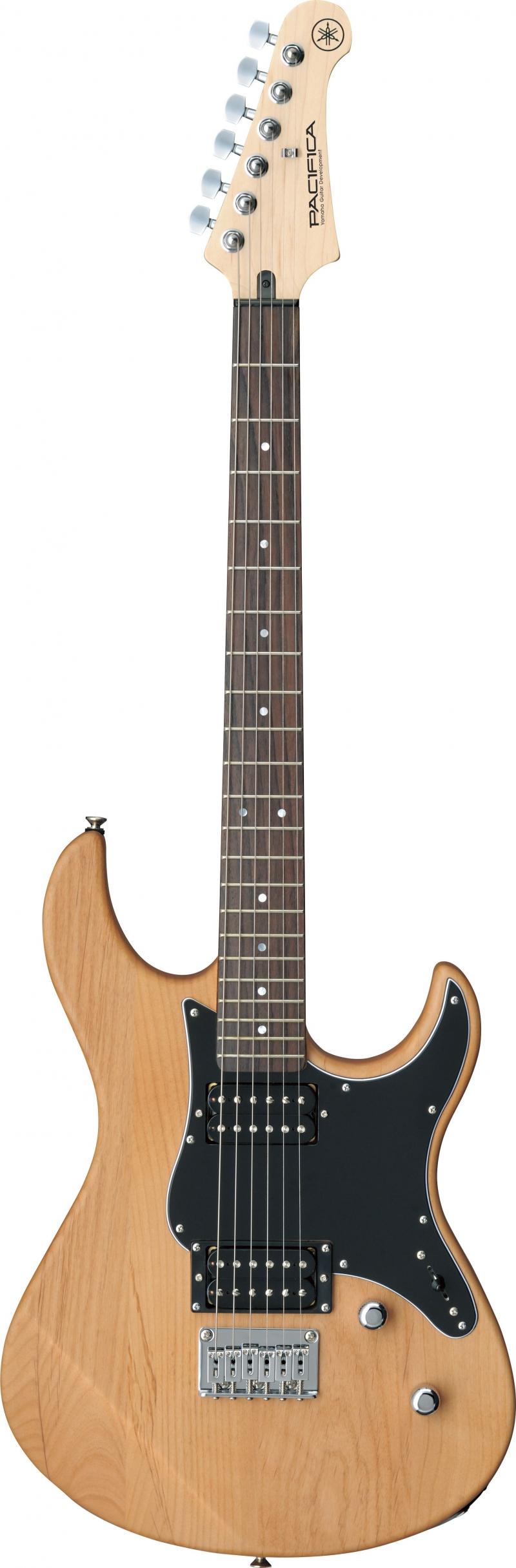Yamaha PAC120H YNS elektriskā ģitāra