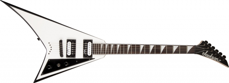 Jackson JS32T Rhoads White elektriskā ģitāra