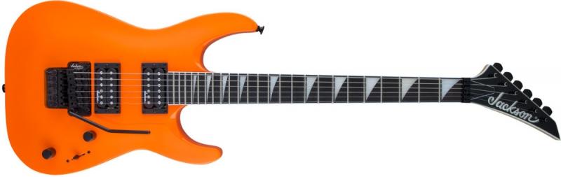 Jackson JS32 DKA Neon Orange elektriskā ģitāra