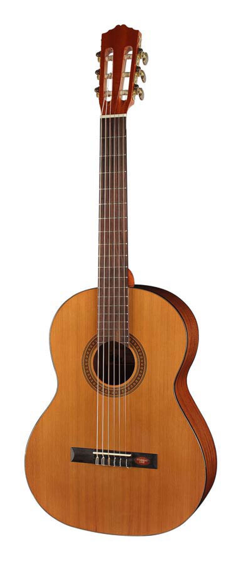 Salvador Cortez CC-10-SN 7/8 klasiskā ģitāra