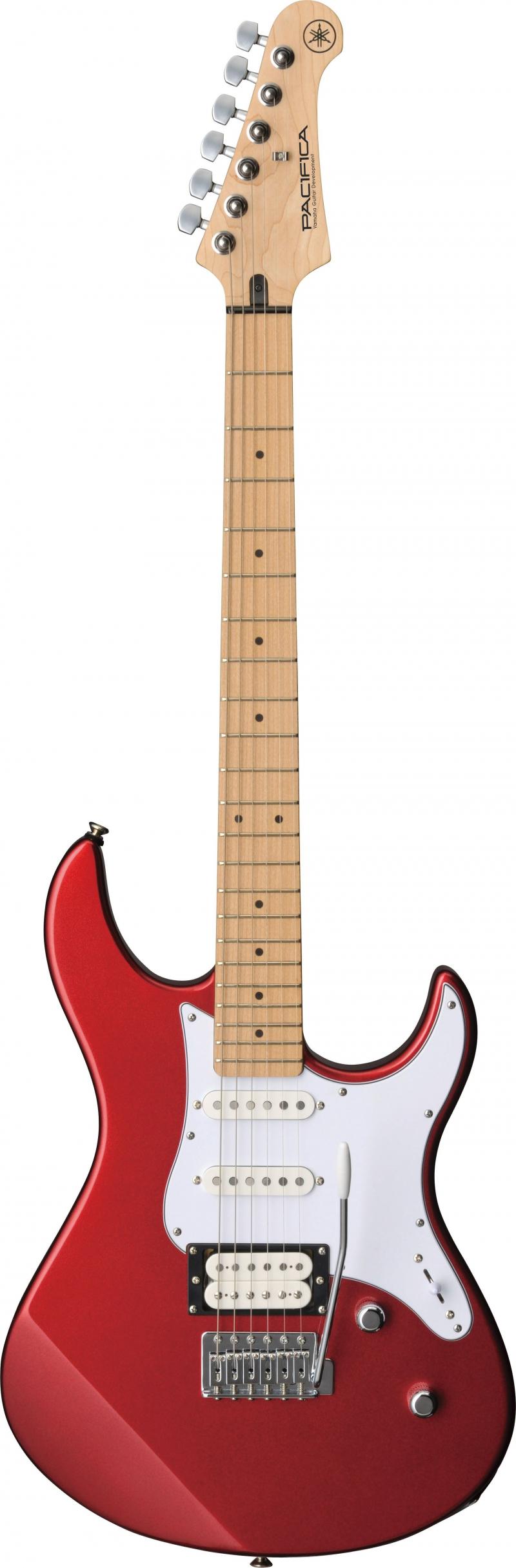 Yamaha Pacifica 112VM RM elektriskā ģitāra