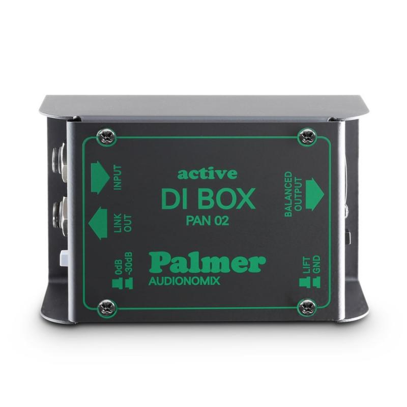 Palmer PAN02 aktīvais līnijas transformators