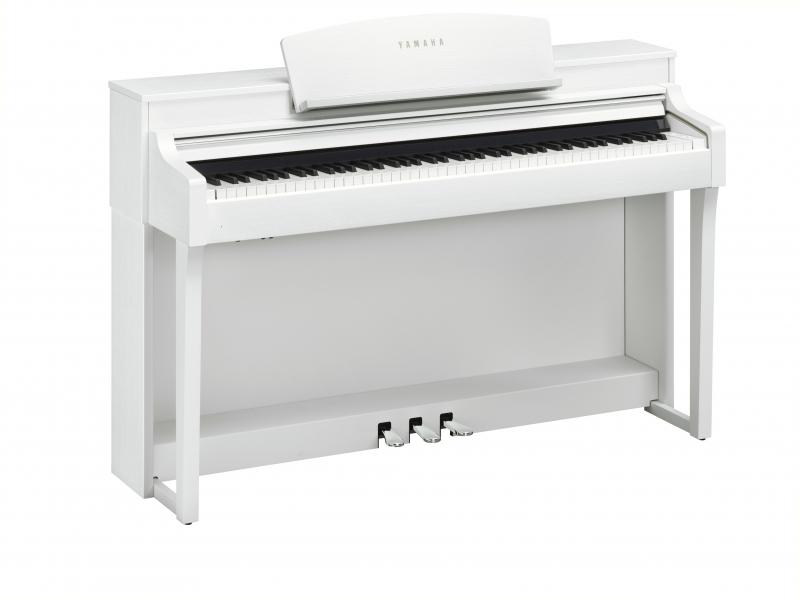 YAMAHA CSP-150WH digitālās klavieres