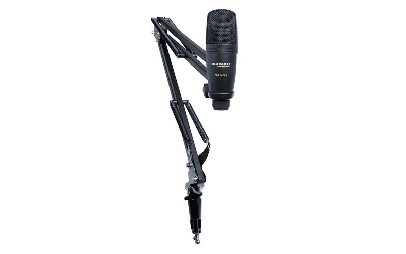 Marantz Pod Pack 1 USB kondensatora mikrofons