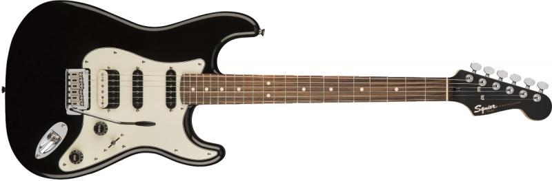 Fender Squier Contemporary Strat HSS BLK ģitāra