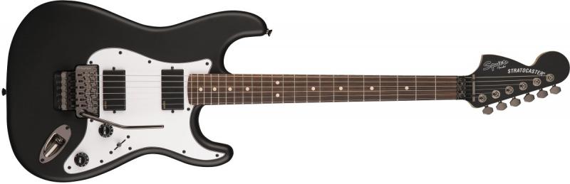 Squier Contemporary Active Strat HH BLK ģitāra