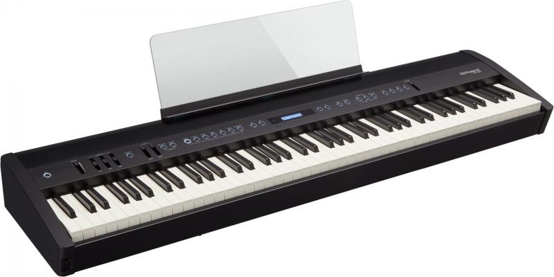 Roland FP-60-BK digitālās klavieres