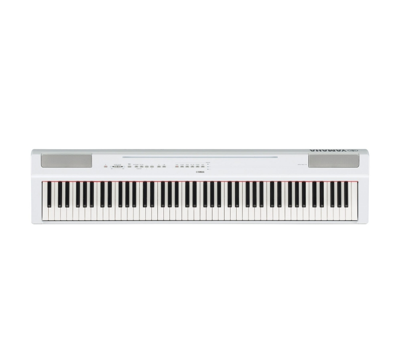 Yamaha P-125WH digitālās klavieres