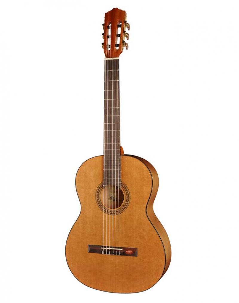 Salvador Cortez CC-08-SN  klasiskā ģitāra