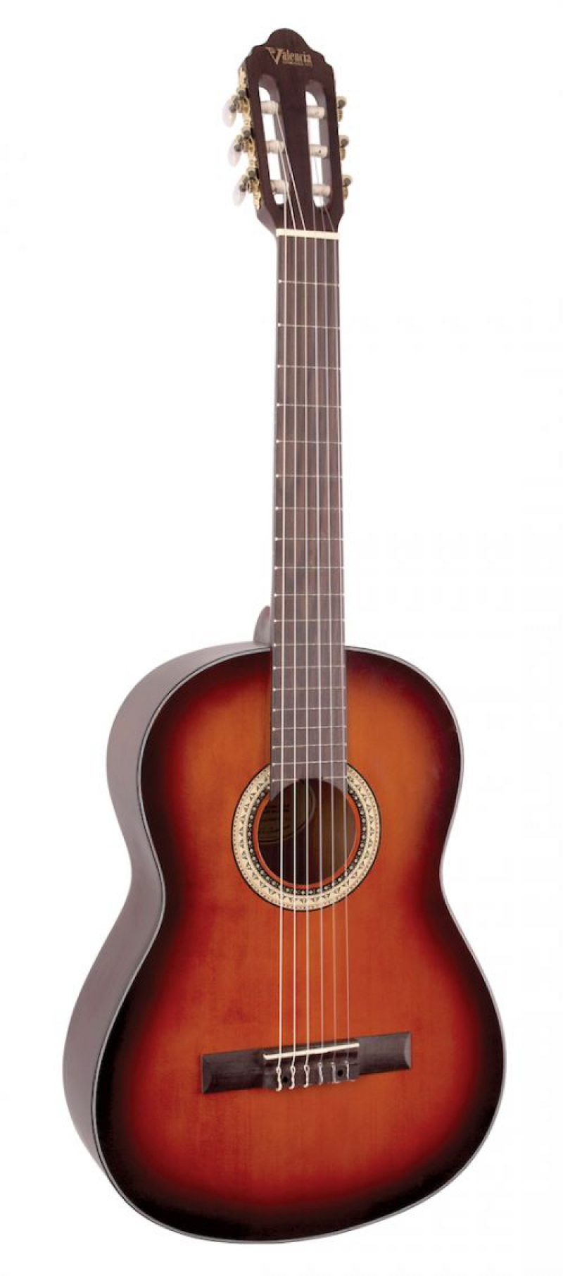 Valencia VC404-CSB klasiskā ģitāra