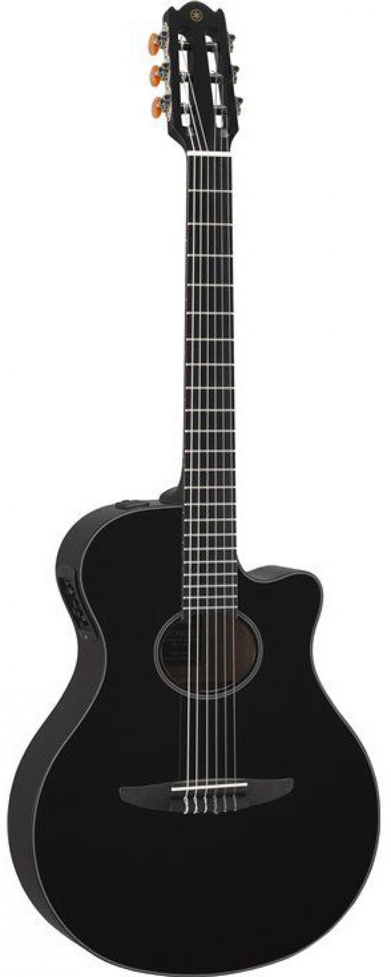 Yamaha NTX500 BL klasiskā ģitāra ar elektroniku