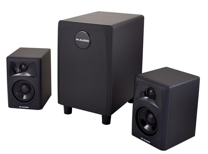 M-Audio AV32.1 studijas monitoru pāris
