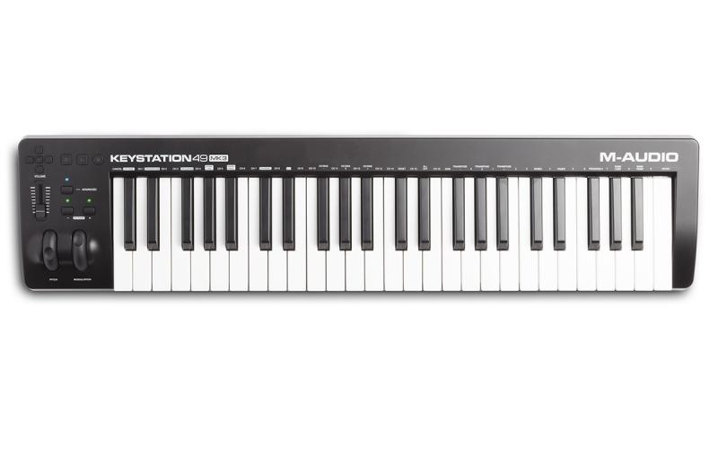 M-AUDIO Keystation 49MKIII USB klaviatūra