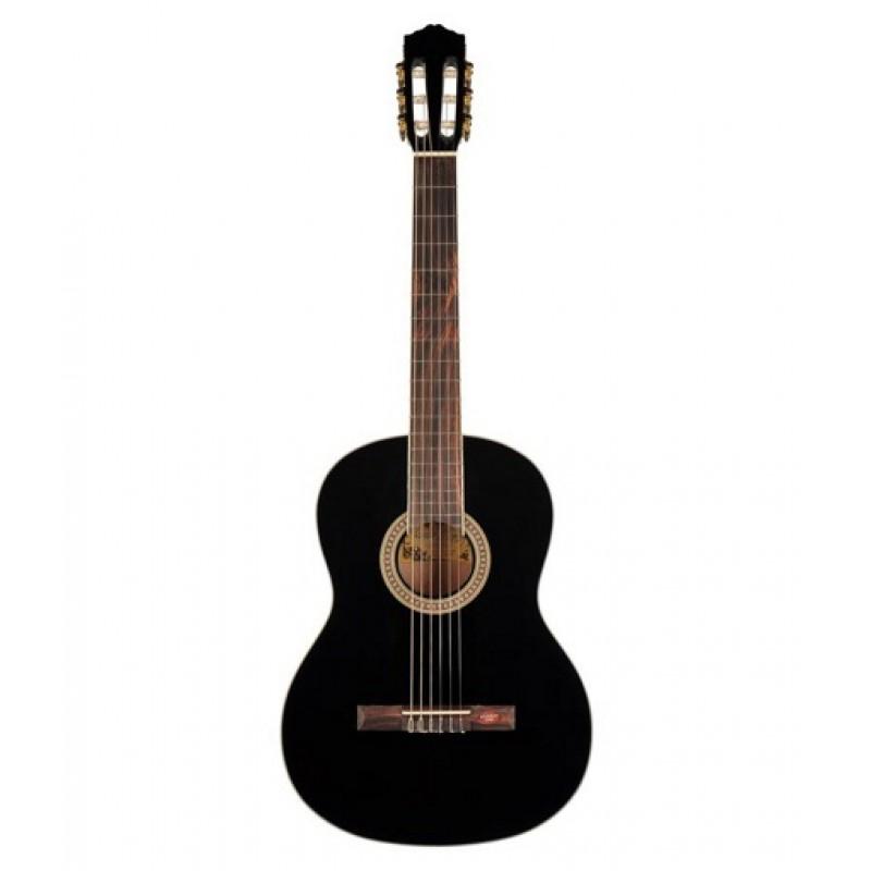 Salvador Cortez CC-10BK klasiskā ģitāra
