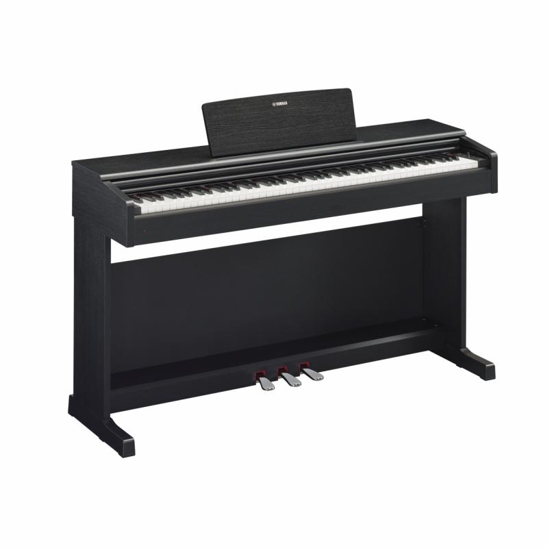 YAMAHA YDP-144B digitālās klavieres, melnas