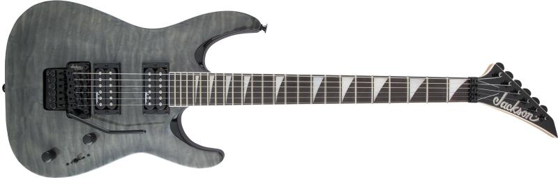 Jackson JS32Q Arch Top TR BLK elektriskā ģitāra