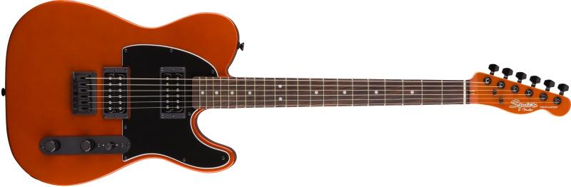 Fender Squier Affinity Telecaster HH MET ORG MHST ģitāra