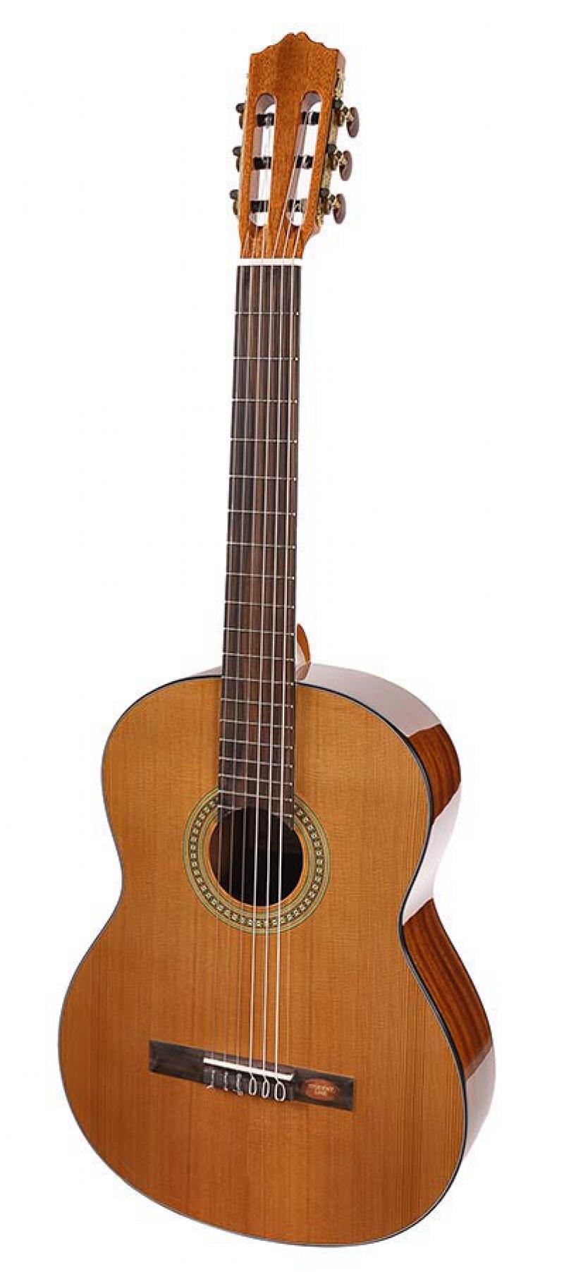 Salvador Cortez CC-10L klasiskā ģitāra kreiļu