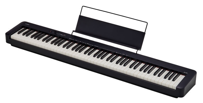 Casio CDP-S100 BK digitālās klavieres